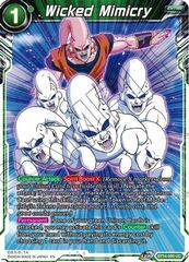 Wicked Mimicry - BT14-090 - UC - Foil