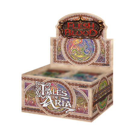 [DEPRECATED] Flesh and Blood: Tales of Aria Booster Display (1st Edition)