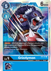 Grizzlymon - ST2-07 (July Evolution Cup 2021 Event Pack)