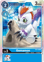 Gomamon - ST2-02 (July Evolution Cup 2021 Event Pack)