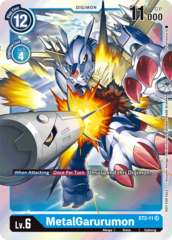 MetalGarurumon - ST2-11 (July Evolution Cup 2021 Event Pack)
