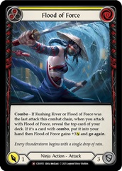 Flood of Force - Unlimited Edition