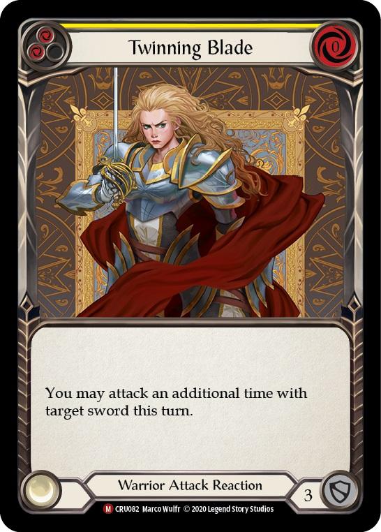 Twinning Blade - Unlimited Edition