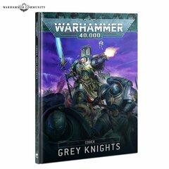Codex: Grey Knights (Hb) (English)