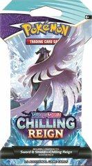 Sword & Shield - Chilling Reign Sleeved Booster Pack (LIMIT 5)