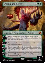 Wrenn and Seven - Foil - Borderless