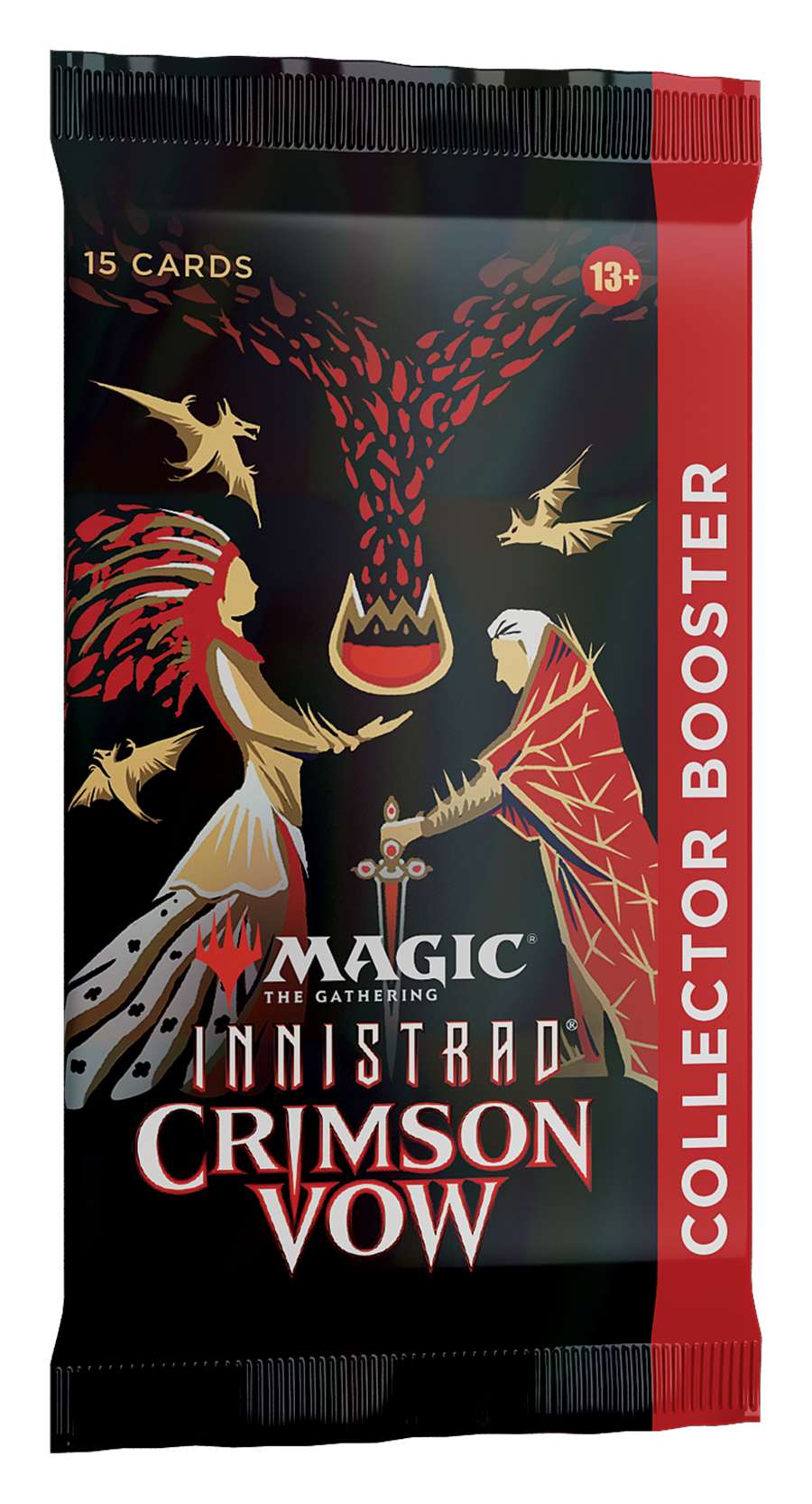 Innistrad: Crimson Vow Collector Booster Pack