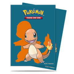 UltraPro Charmander Deck Protector sleeves for Pokemon 65ct