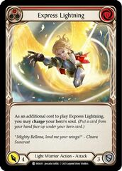 Express Lightning (Red)