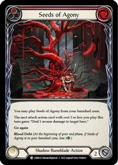 Seeds of Agony (Red)