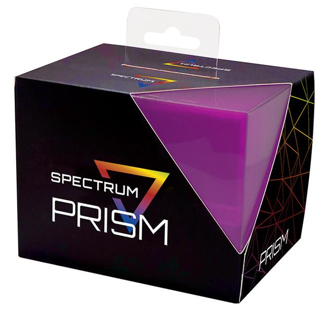 Prism Deck Case:  Ultra Violet