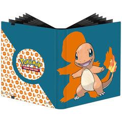 Ultra Pro Charmander 9-Pocket PRO-Binder for Pokemon