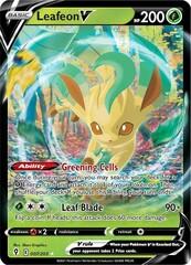 Leafeon V - 007/203 - Ultra Rare