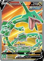 Rayquaza V - 193/203 - Ultra Rare (Full Art)