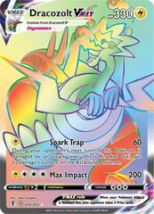 Dracozolt VMAX - 210/203 - Secret Rare