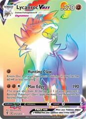 Lycanroc VMAX - 213/203 - Secret Rare