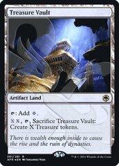 Treasure Vault - Foil - Ampersand Promo