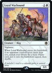 Loyal Warhound - Foil - Ampersand Promo