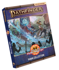 Pathfinder: Fists of the Ruby Phoenix Pawn Collection