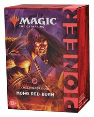 Pioneer Challenger Deck 2021: Mono Red Burn