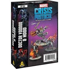 Marvel: Crisis Protocol - Doctor Voodoo & Hood Character Pack