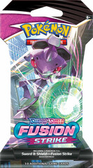 Sword & Shield - Fusion Strike Sleeved Booster - Genesect