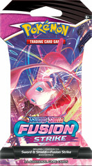 Sword & Shield - Fusion Strike Sleeved Booster - Mew