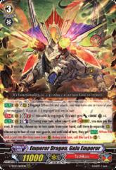 Emperor Dragon, Gaia Emperor - V-SS09/060EN - RRR