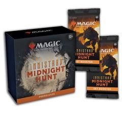 Innistrad Midnight Hunt Prerelease Kit + 2 Set Booster Packs (Ships Sept 17th)