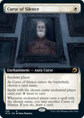 Curse of Silence - Extended Art
