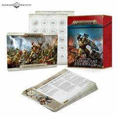 Warscroll Cards: Stormcast Eternals (English)