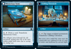 Mysterious Tome // Chilling Chronicle - Foil