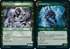 Hound Tamer // Untamed Pup - Showcase