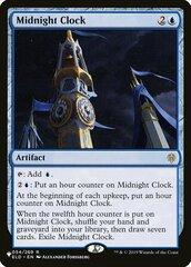 Midnight Clock - The List