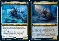Ludevic, Necrogenius // Olag, Ludevic's Hubris