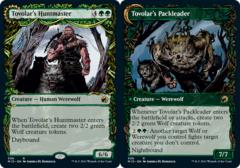 Tovolar's Huntmaster // Tovolar's Packleader - Showcase
