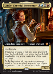 Lynde, Cheerful Tormentor - Extended Art
