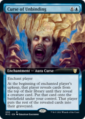 Curse of Unbinding - Extended Art