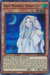 Ghost Mourner & Moonlit Chill - MP21-EN061 - Ultra Rare - 1st Edition
