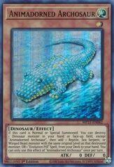 Animadorned Archosaur - MP21-EN062 - Ultra Rare - 1st Edition