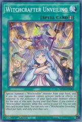 Witchcrafter Unveiling - MP21-EN080 - Common - 1st Edition