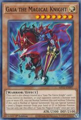 Gaia the Magical Knight - MP21-EN097 - Common - 1st Edition