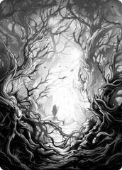 Forest (81/81) Art Card