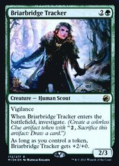 Briarbridge Tracker - Foil - Prerelease Promo