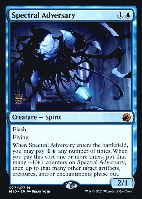 Spectral Adversary - Foil - Prerelease Promo