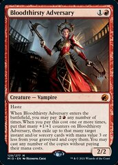 Bloodthirsty Adversary - Foil - Promo Pack