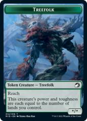 Treefolk Token
