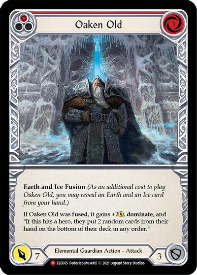 Oaken Old - 1st Edition
