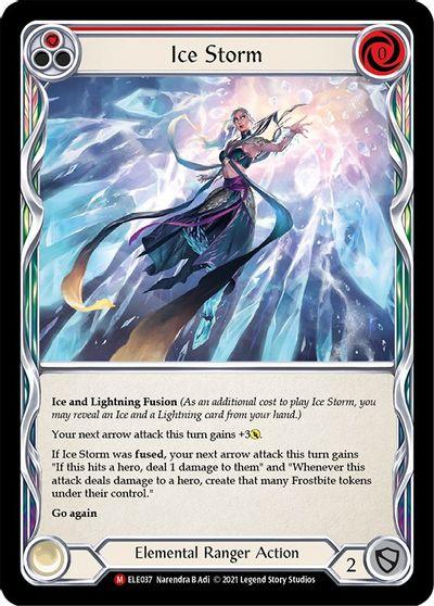 Ice Storm - 1st Edition