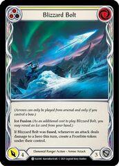 Blizzard Bolt (Yellow) - 1st Edition